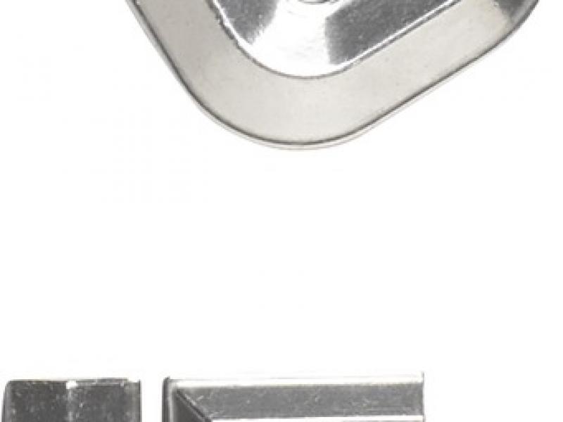 Al logo mat silver