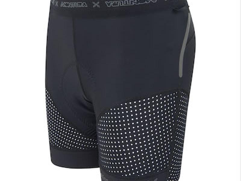 breccia shorts woman nero