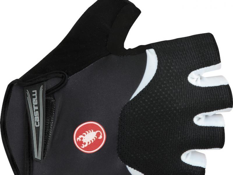 Arenberg gel glove black/white
