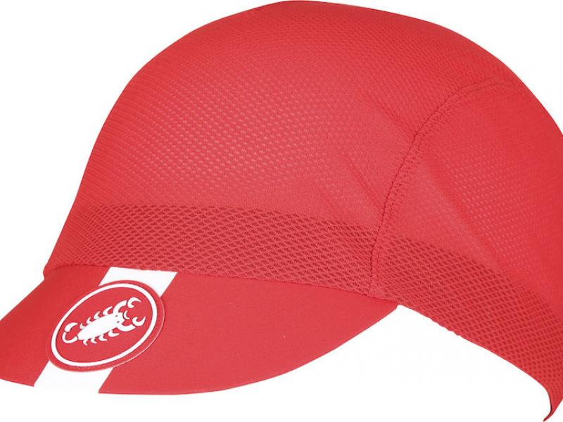 A/C cycling cap - red