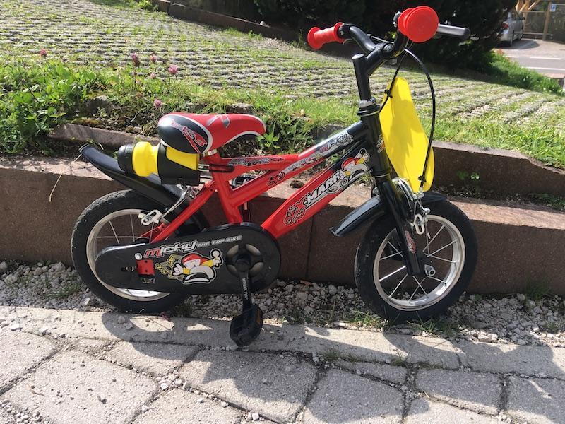 X-marr bici bambino taglia 12'