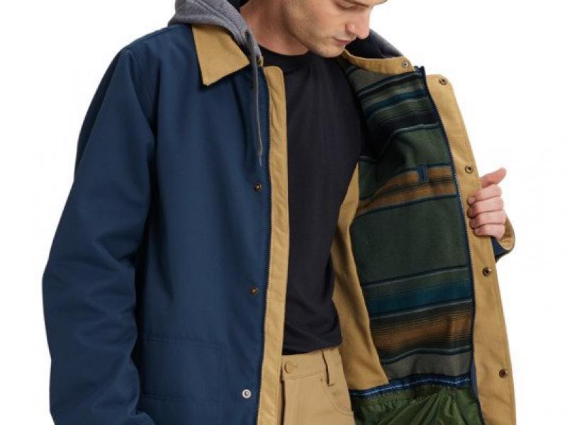 Dunmore Jacket - Mood Indigo