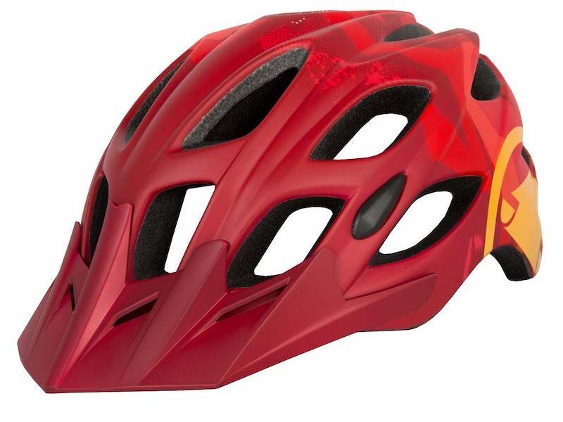 Hummvee Helmet - rosso