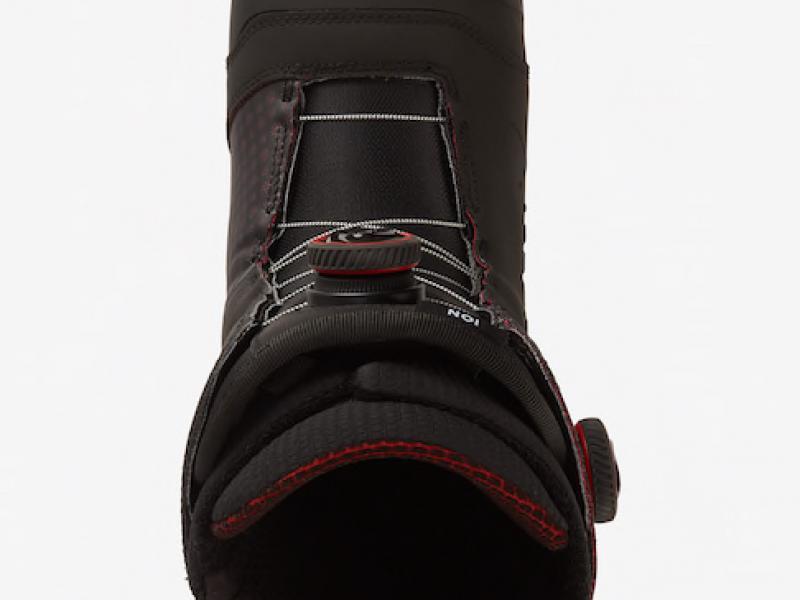 Ion Boa® - black/red