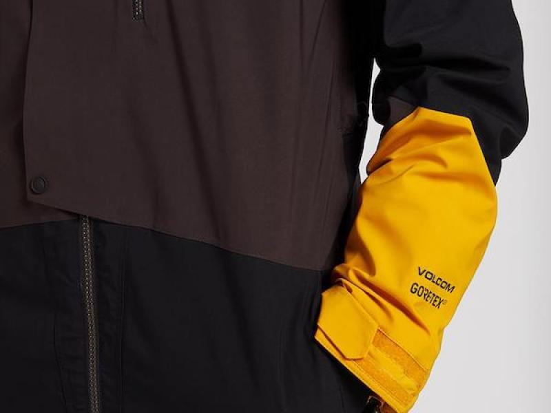 BL stretch gore-tex jacket - vintage black