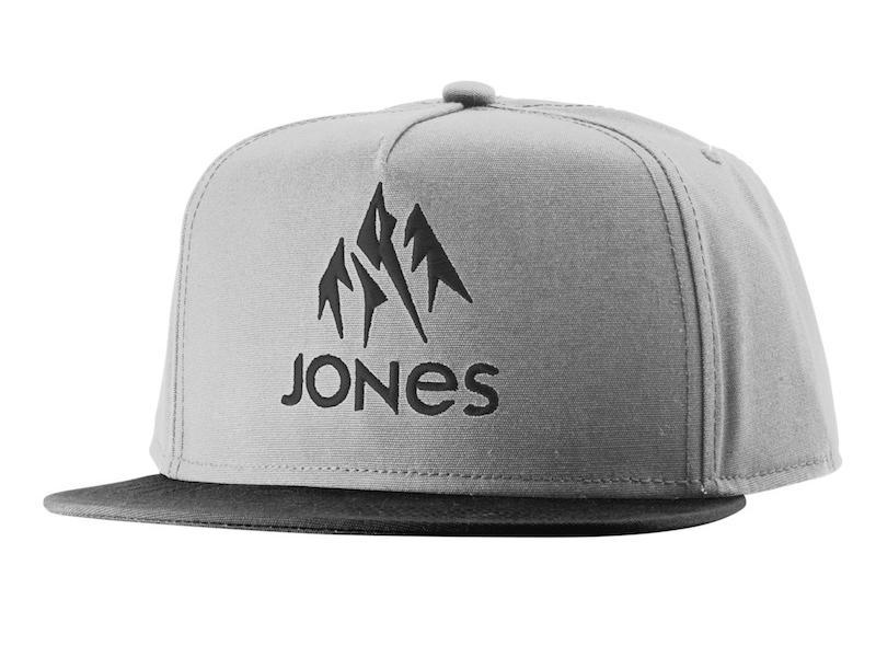 JACKSON CAP - gray heather