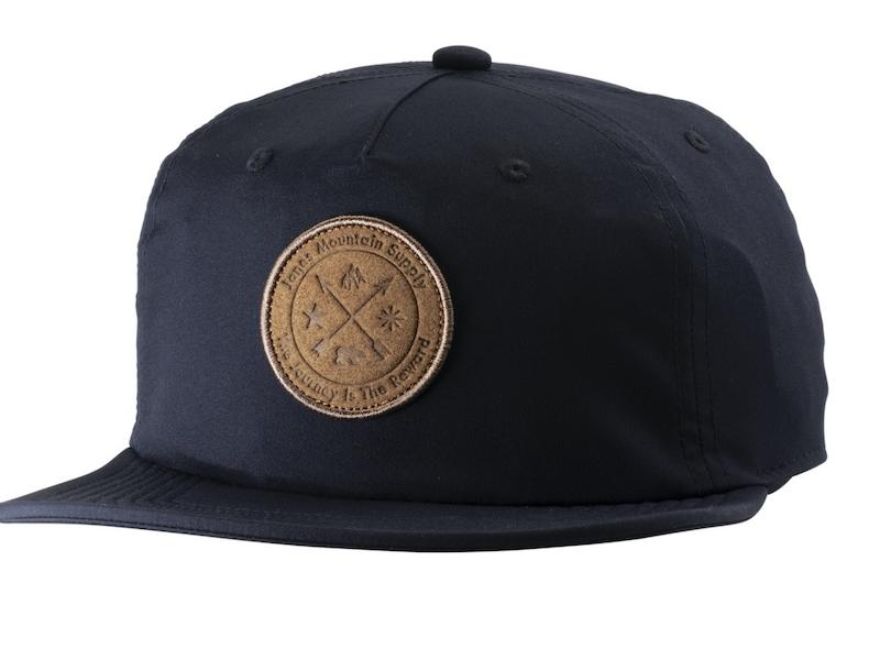 CAMP CAP - black
