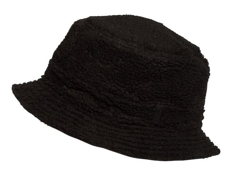 BOBY BUCKET HAT - BLACK
