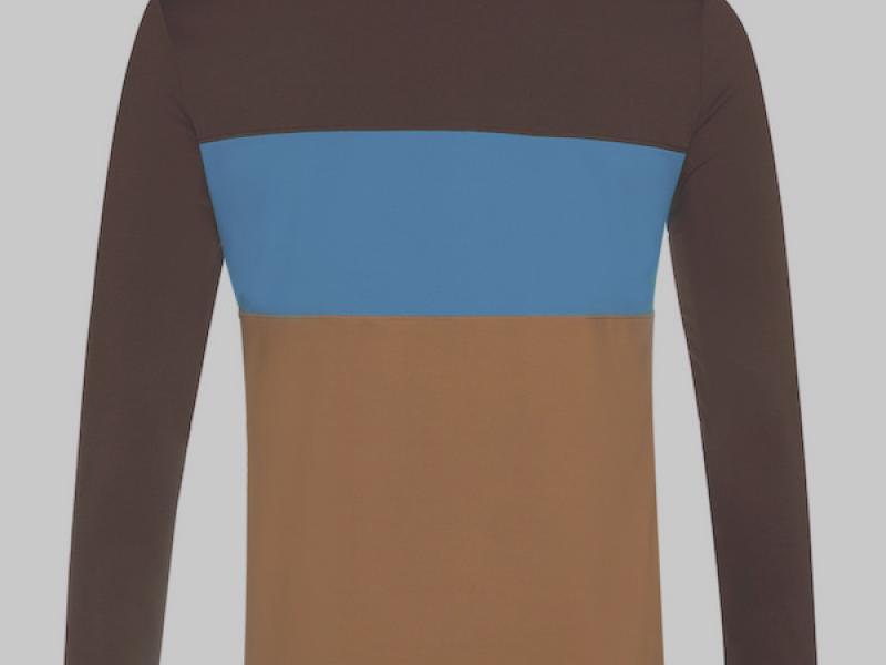 Blues Mid layer - beige
