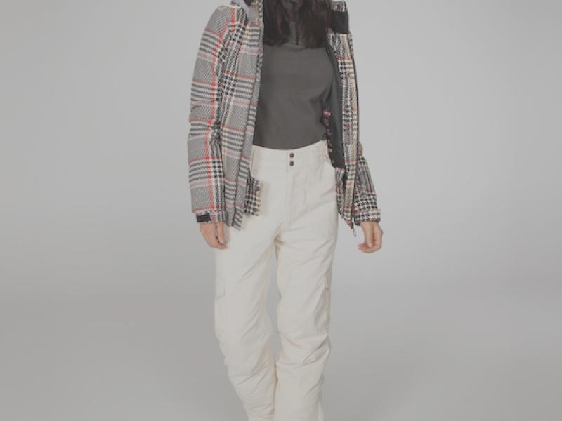 Baja jacket - canvas