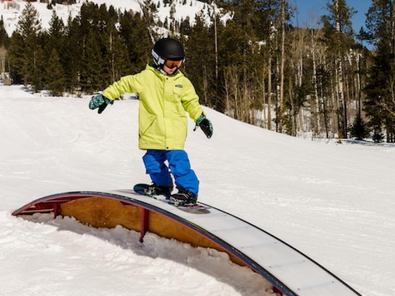 Chopper Flat Top Snowboard