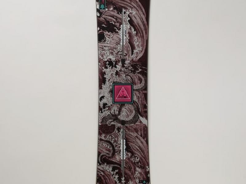 Descendant Camber Snowboard