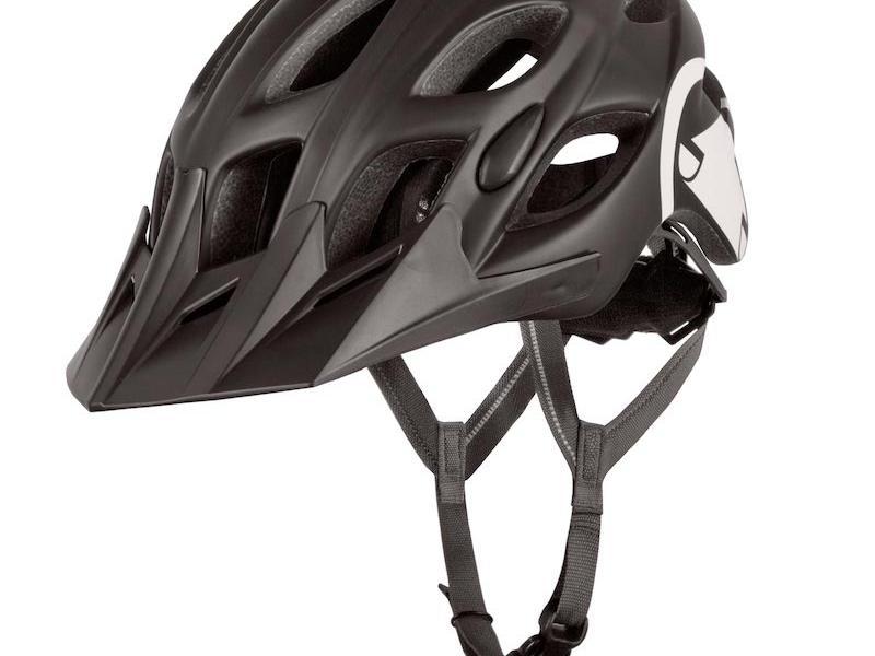 Hummvee Helmet - Matt Black